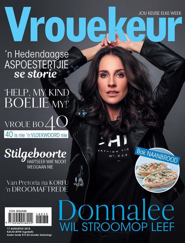 August Vrouekeur cover